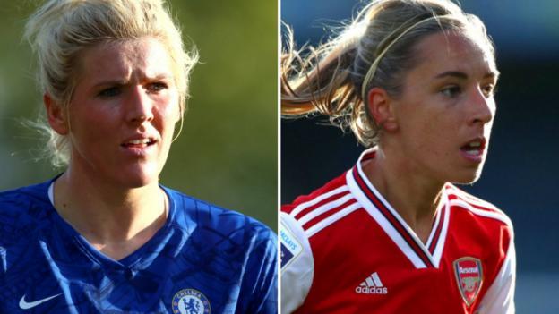 Chelsea Women v Arsenal Women: Continental League Cup final thumbnail