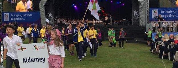 Alderney have not won an island Games medal since 2005