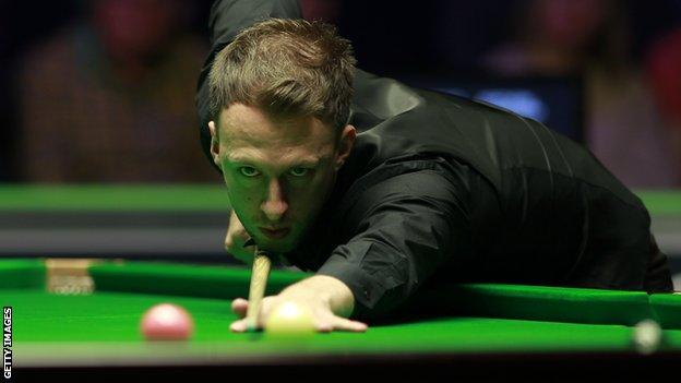 Judd Trump won last year's NI Open to end a 13-month drought without a tournament success