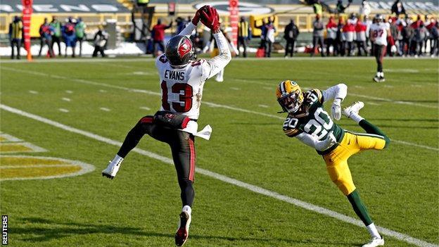 Tampa Bay touchdown