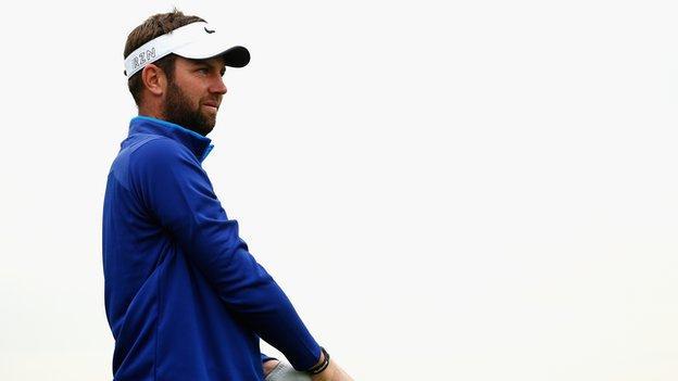 Scotland's Scott Jamieson carded a first round of six-under-par