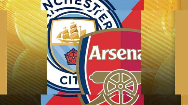 Man City v Arsenal