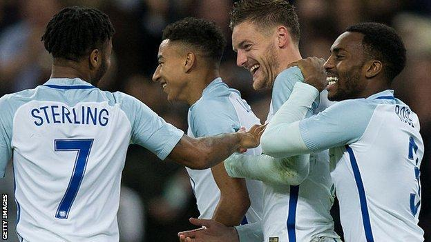"Danny Rose (right) says players were ""over the moon"" to see Raheem Sterling raise the issue of racism in the media"