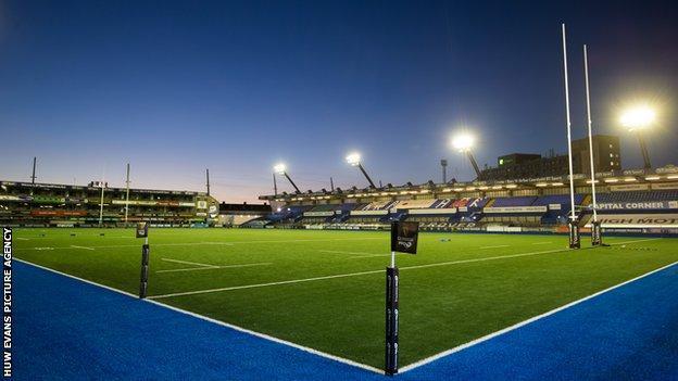 Arms Park has been the home of rugby in Cardiff since the 1880s
