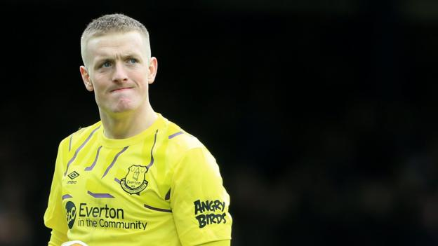Pickford says 'everyone hates you' when you are an England player thumbnail