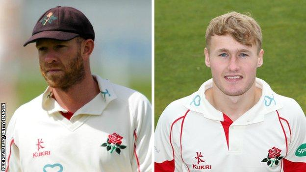 Luke Procter and Matthew Parkinson