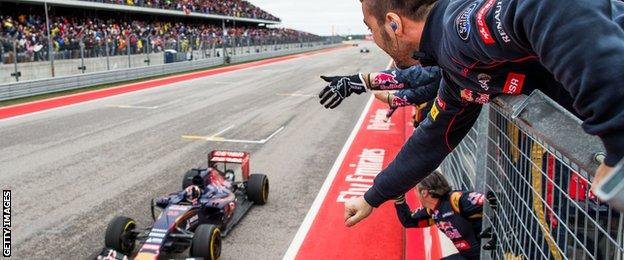 Max Verstappen finishes 4th in United States Grand Prix