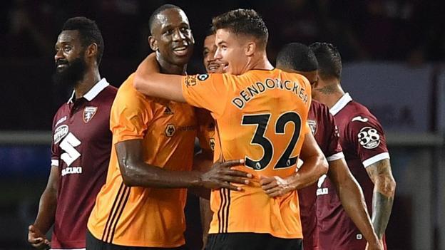 Torino 2-3 Wolves: Nuno Espirito Santo's side take advantage in Europa League play-off tie thumbnail