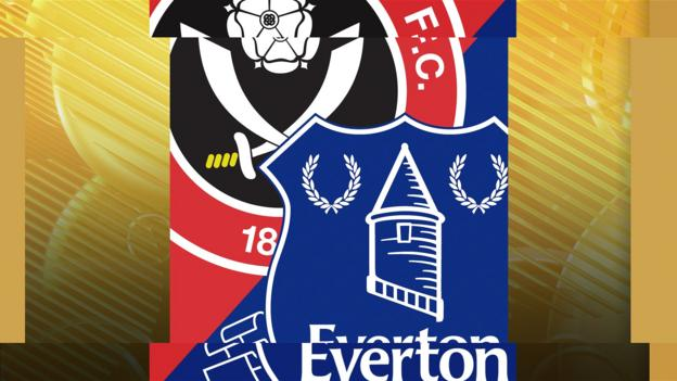 Sheff Utd v Everton