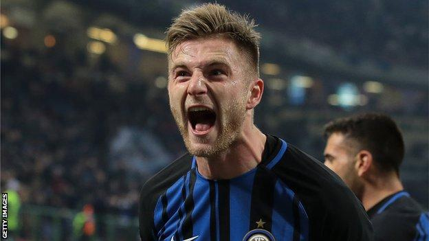 Milan Skriniar is being linked with a move away from Inter Milan to several clubs including Real Madrid, Barcelona and Manchester United