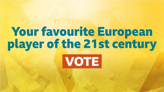 Vote for your favourite player