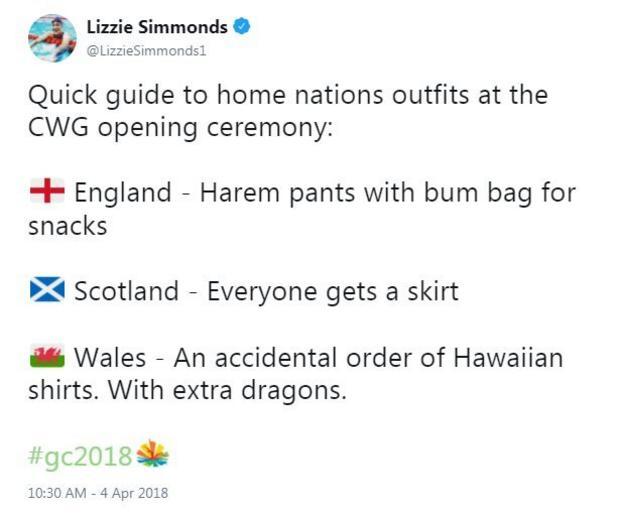 Wales' shirts
