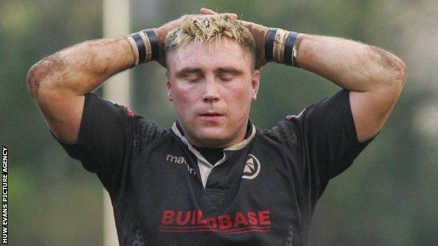 Gerwyn Price rugby player