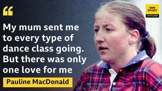 Pauline MacDonald
