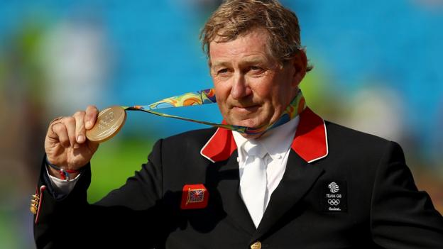 Rio Olympics 2016 Gb S Nick Skelton Wins Show Jumping