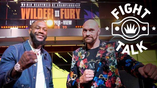 Fight Talk: Deontay Wilder v Tyson Fury II - who wins? thumbnail