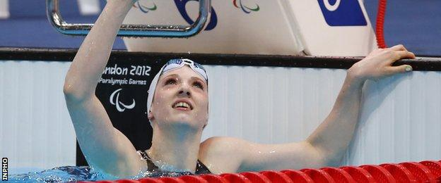 Bethany Firth switched allegiance from Ireland to Great Britain in 2013