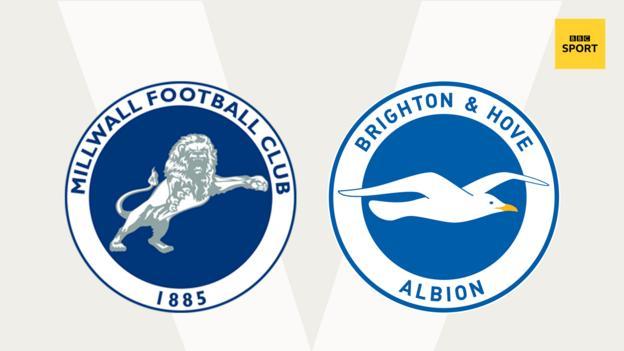 Millwall v Brighton