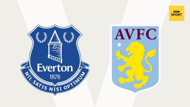 Everton v Aston Villa