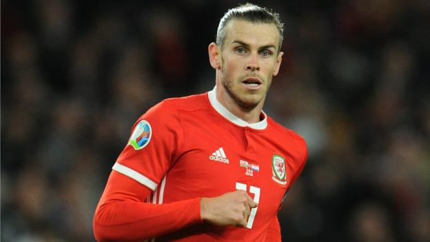 Gareth Bale: 'I definitely have a bit more excitement playing for Wales'
