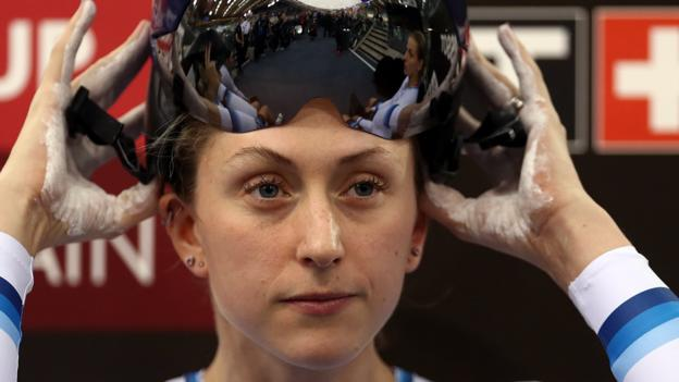 Laura Kenny pulls out of Track Cycling World Championships thumbnail