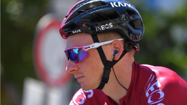 [Tvt News]Giro d'Italia: Tao Geoghegan Hart crashes out as Ilnur Zakarin wins stage 13