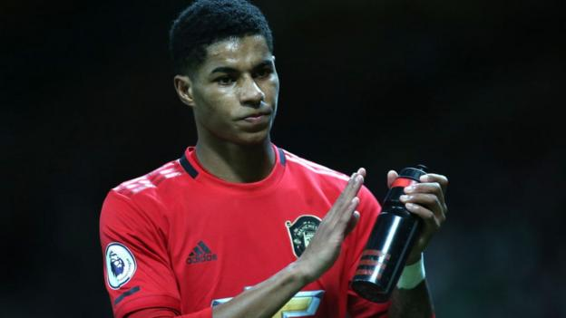 Marcus Rashford: Man Utd striker says