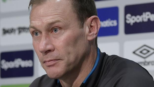 Everton: Duncan Ferguson says permanent role not realistic thumbnail