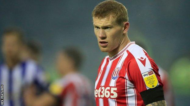 McClean suspended for alleged Covid breach