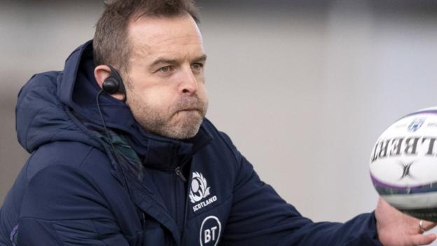 Danny Wilson: New Glasgow Warriors head coach to begin role on 1 June thumbnail