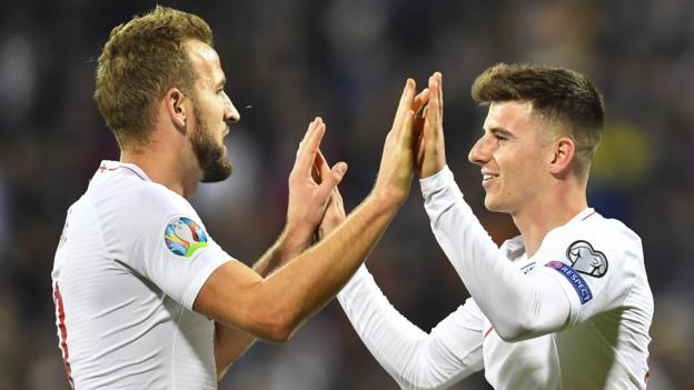 England's Euro 2020 mixed bag: Goals galore but which defensive duo? thumbnail