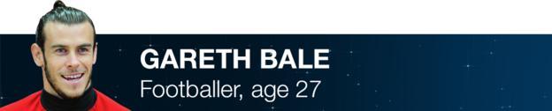 Gareth Bale - Footballer, age 27