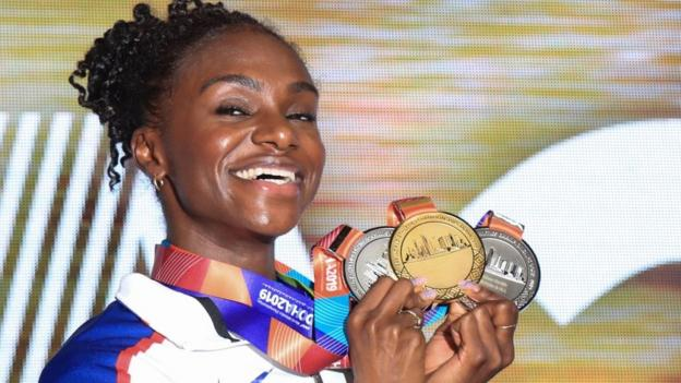 Sportswoman of the Year 2019: Dina Asher-Smith wins award after historic World Championships success thumbnail