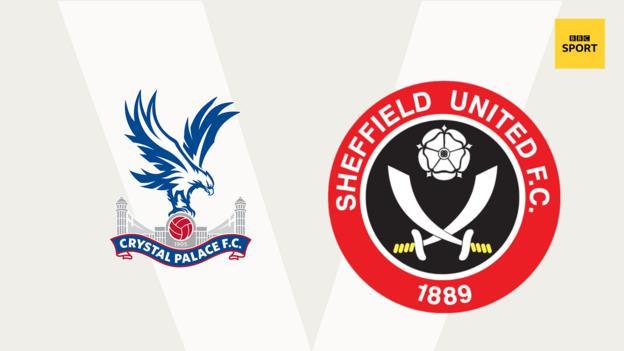 Crystal Palace v Sheff Utd