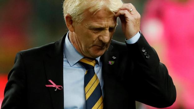 Gordon Strachan: Scottish FA to discuss Scotland manager's ...