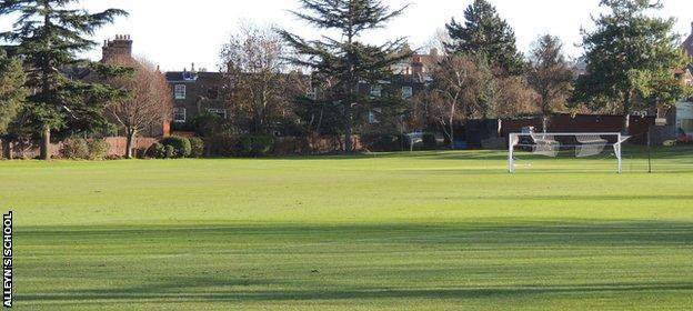 Parklife FC's new home ground