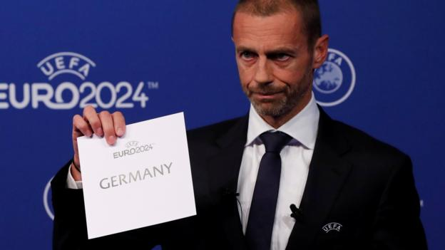 Euro 2024: Germany beats Turkey to host tournament