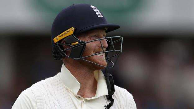 Sri Lanka v England: Ben Stokes retires hurt in warm-up match thumbnail