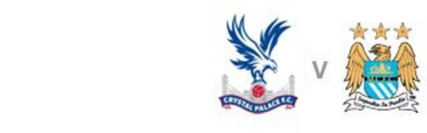 Crystal Palace v Man City