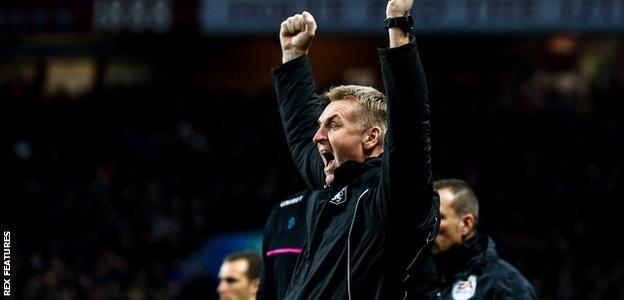 Aston Villa v Nottingham Forest