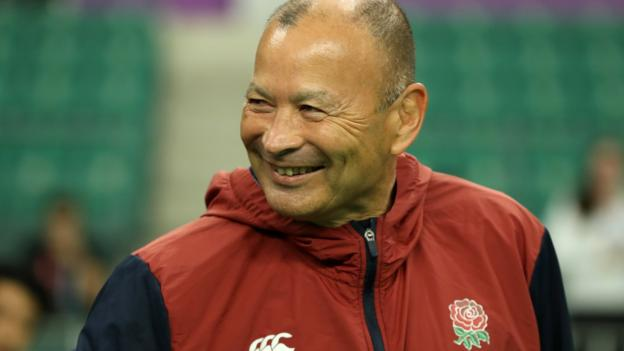 Rugby World Cup: New Zealand are beatable, England coach Eddie Jones thumbnail
