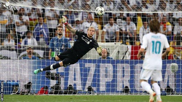 Loris Karius: Liverpool and Besiktas in talks over two-year loan