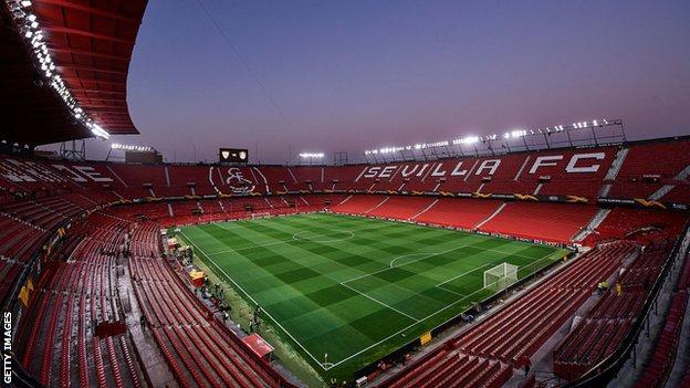 Ramon Sanchez-Pizjuan Stadium