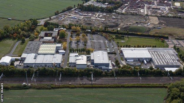威廉斯工厂