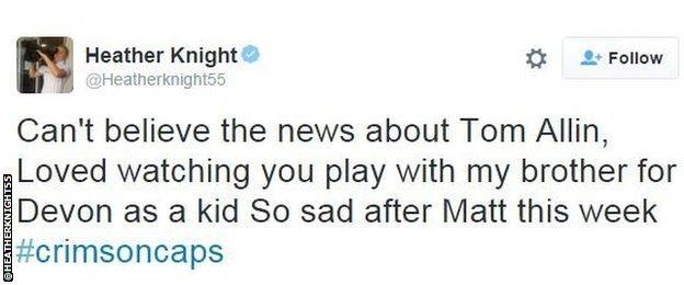 Heather Knight tweet snip
