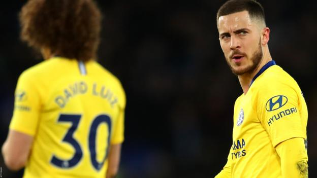 Maurizio Sarri: Have Chelsea reached their limit under Italian manager? thumbnail