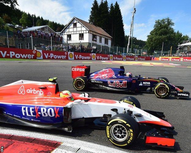 Max Verstappen, Belgium Grand Prix