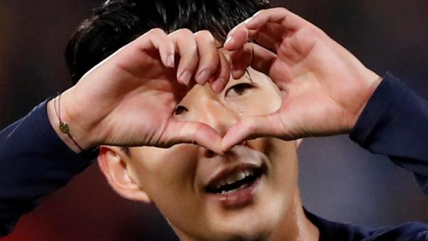 Red Star Belgrade 0-4 Tottenham: Son Heung-min scores twice for Spurs thumbnail