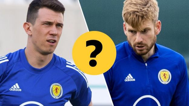 Scotland v Kazakhstan: Pick your XI for the final Euro 2020 qualifier - BBC News
