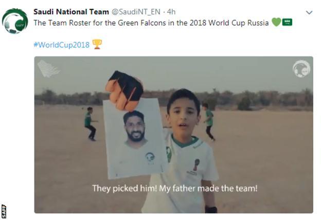 Saudi Arabia video